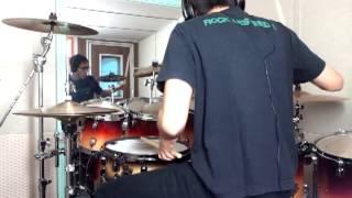 getlinkyoutube.com-[Drum Cover] Boomerang - Tragedi