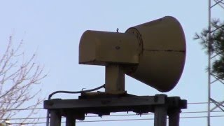 Federal Signal: 500-AT, Alert - Monticello, Indiana