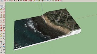getlinkyoutube.com-SketchUp and 123D Make: Architectural Terrain Model