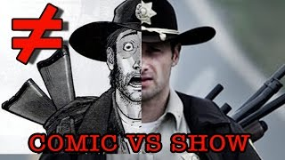 getlinkyoutube.com-The Walking Dead (Season 1) - What's the Difference?