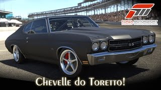 getlinkyoutube.com-Tunando o Chevelle SS! - Carro do Toretto! | Forza Motorsport 5 [PT-BR]