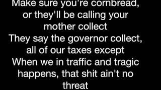 getlinkyoutube.com-Kendrick Lamar - m.A.A.d city (Lyrics)