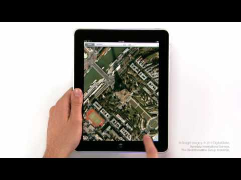 Apple iPad Video