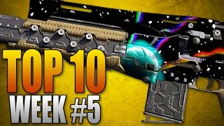 "getlinkyoutube.com-Insane ""GALAXY"" Camo! - Top 10 Best Paint Jobs in Black Ops 3 (Week #5)"