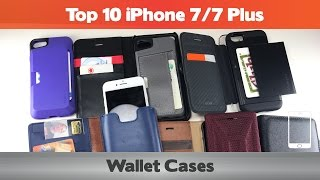 getlinkyoutube.com-Top 10 iPhone 7 Wallet Cases - Do you need a full wallet replacement or something on the go?