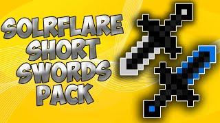 getlinkyoutube.com-Minecraft: Solrflare Short Swords Default Edit PvP Texture Pack   Cr1tzPvP Edit (1.7/1.8+/1.9)