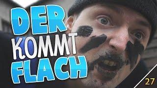 getlinkyoutube.com-DER KOMMT FLACH #27 LACHFLASH!!! - mit Benlaxer