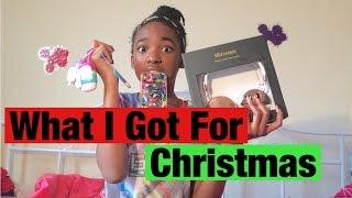 getlinkyoutube.com-What I Got For Christmas 2015|| COLLAB