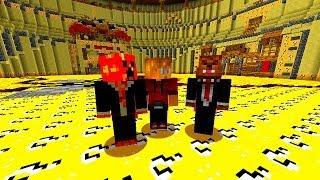 getlinkyoutube.com-Minecraft LUCKY BLOCK SPLEEF #1 with Vikkstar, JeromeASF, PrestonPlays & CraftBattleDuty