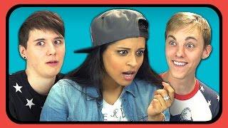 YouTubers React to K-pop 2