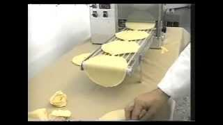 Máquinas pasta fresca: Crepes
