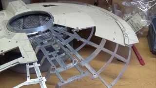 getlinkyoutube.com-Build the Millennium Falcon issues 37 to 40