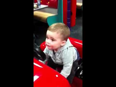 Virgin Trip to Chuck E Cheese