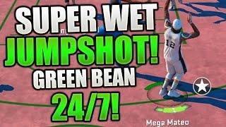 NBA 2K16 - BEST JUMPSHOT EVER! Easy Ass Green Light Jumpshot! (NBA 2K16 BEST JUMPSHOT)