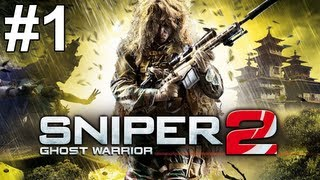getlinkyoutube.com-Sniper Ghost Warrior 2 Gameplay Walkthrough Part 1 No Commentary
