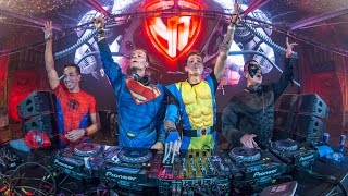 getlinkyoutube.com-Superheroes LIVE @ Super You&Me Stage, Tomorrowland, Belgium (2015)