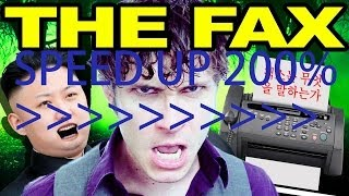 Speed Up 200% - WHAT DOES THE FAX SAY?