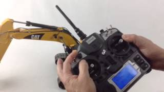 getlinkyoutube.com-CAT 320 with beier and new brushless pump [MAGOM HRC]