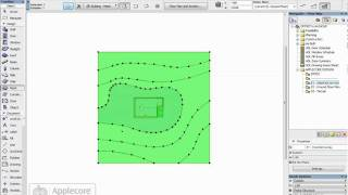 getlinkyoutube.com-ArchiCAD Tip: Terrain Modelling