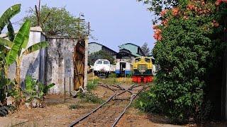 getlinkyoutube.com-Aktifitas Langsir Locomotive di Balai Yasa Pengok Yogyakarta