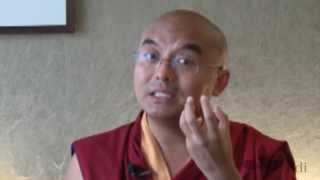 "getlinkyoutube.com-""Post Traumatic Stress Disorder"" - Interview with Yongey Mingyur Rinpoche"