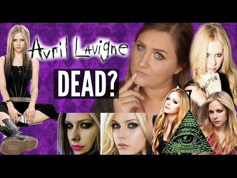 TRUTH ABOUT THE AVRIL LAVIGNE CONSPIRACY THEORY