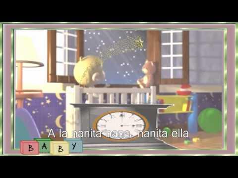 A La Nanita Nana de Kiely Williams Letra y Video