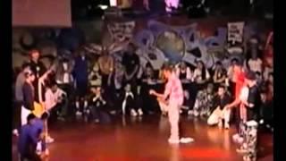 getlinkyoutube.com-Style Elements vs. South Side Rockers - Battle of the Year 1997