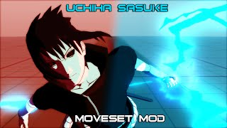 getlinkyoutube.com-EMS Sasuke Uchiha Moveset Mod - 150 Subscribers Special