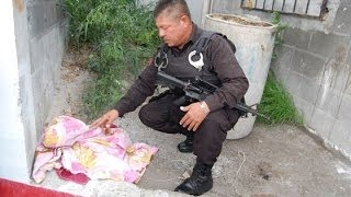 Abandonan otra bebé en Reynosa