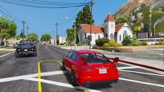 getlinkyoutube.com-GTA 5 - Natural and Realistic Graphics (The Pinnacle of V MOD Gameplay)