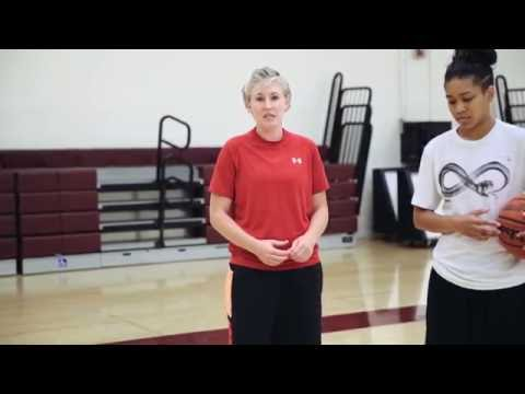 How to Beat Your Defender Off the Dribble Basics - Step 7 -Crossover Dribble