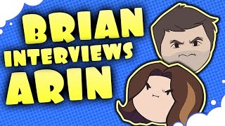 getlinkyoutube.com-Before The Grumps - Brian Interviews Arin