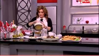 getlinkyoutube.com-برنامج المطبخ - طريقة عمل تراب الملوك - الشيف آية حسني - Al-matbkh