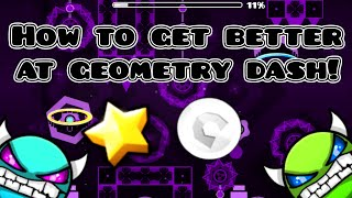 getlinkyoutube.com-How To Get Better At Geometry Dash!