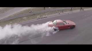 GoPro Hero 3+ - Kleemann Supercharged Mercedes SLS