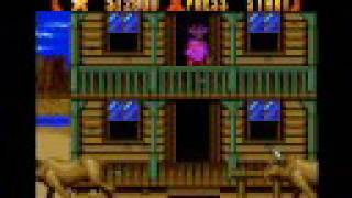 getlinkyoutube.com-Sunset Riders (Sega Genesis) Gameplay