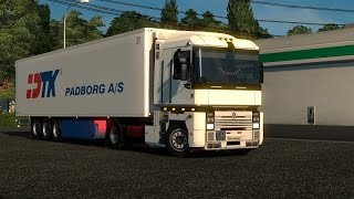 getlinkyoutube.com-[ETS2 v1.19.1] Renault Magnum Integral