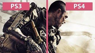 getlinkyoutube.com-Call of Duty: Advanced Warfare PS3 vs. PS4 Graphics Comparison [60fps][Full HD]