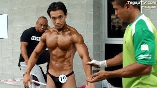 getlinkyoutube.com-Mr Gym 1Malaysia 2014: Backstage Scene (Final day)