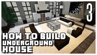 getlinkyoutube.com-How to Build an Underground House in Minecraft - Part 3