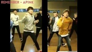 getlinkyoutube.com-[MEANIE] SEVENTEEN Girlgroup Dance cover - MINGYU WONWOO FOCUS