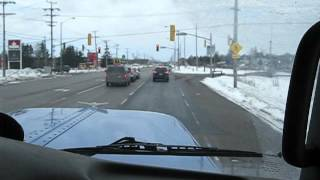 getlinkyoutube.com-Peterbilt 389 C-15 Headed West 18 Speed Shifting