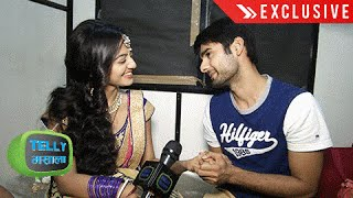 getlinkyoutube.com-Acting Test: Helly Shah & Varun Kapoor aka Swara & Sanskaar Tested By Telly Masala