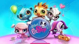 getlinkyoutube.com-[GAMEPLAY] iPad game: Littlest Pet Shop (HUN/magyar)