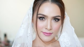 getlinkyoutube.com-Jossy Berry | Bridal Makeup Tutorial แต่งหน้าเจ้าสาว สวยหวาน ละมุน