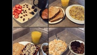 getlinkyoutube.com-اربع وجبات للفطور بالشوفان  صحية و سريعةoatmeal breakfast ideas