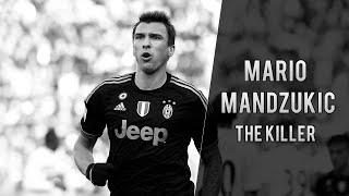 getlinkyoutube.com-Mario Mandžukić ► The Killer ● Goals & Skills | 2015 - 16 HD