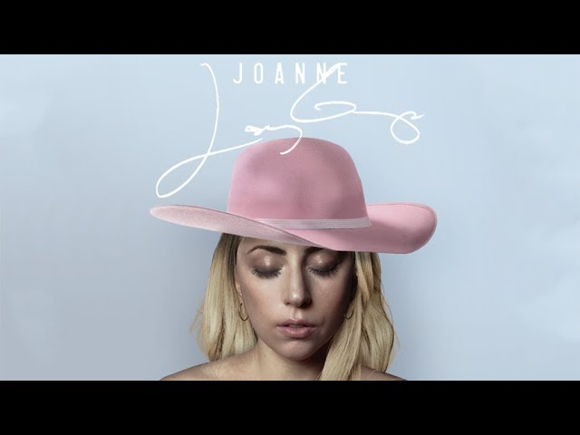 JOANNE - LADY GAGA karaoke version ( no vocal ) lyric instrumental