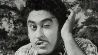 Kishore Kumar tries to impress Nimmi - Bhai Bhai, Comedy Scene 2/15 width=